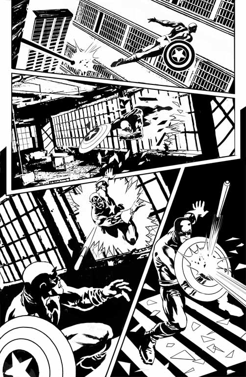 DAREDEVIL / CAPTAIN AMERICA – page 4