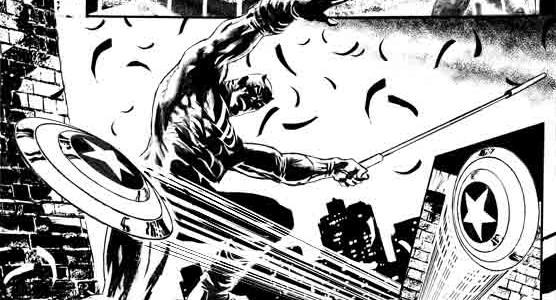 Daredevil v3 #2 page 1