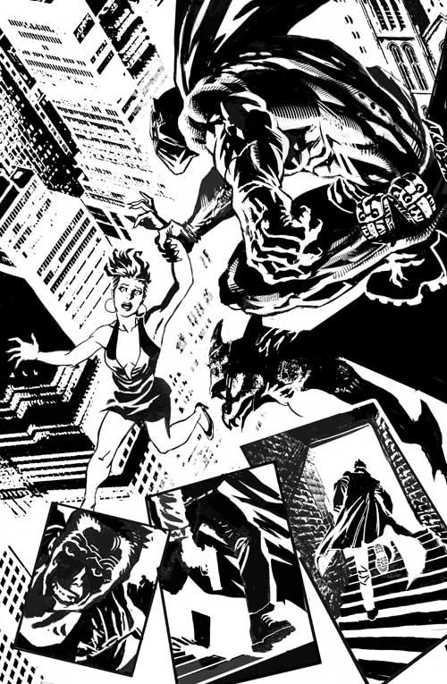 BLACK PANTHER – page 1