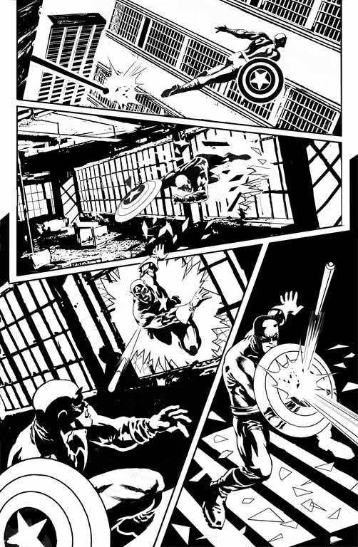 DAREDEVIL / CAPTAIN AMERICA – page 4
